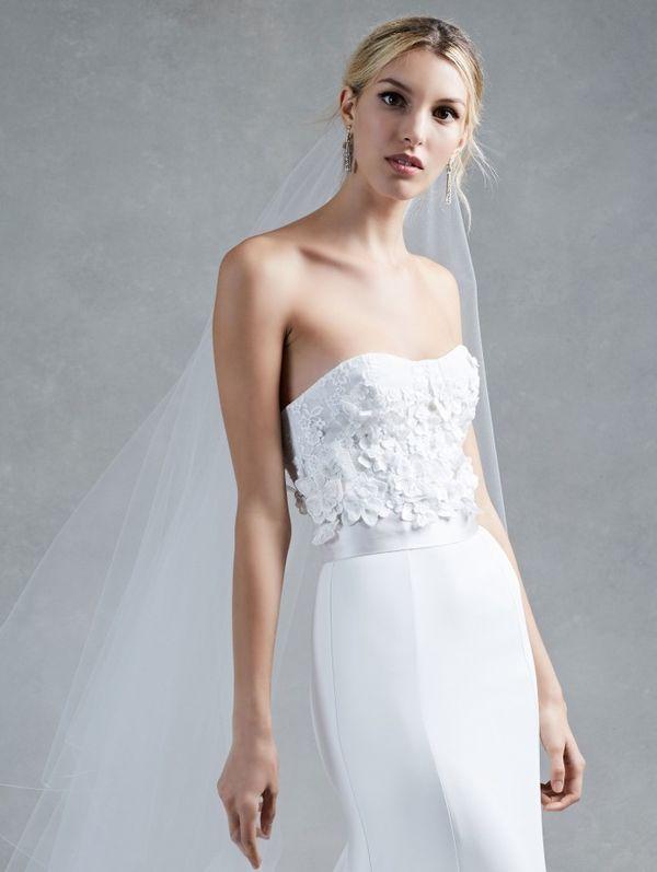 Zobaczcie lookbook z pięknymi sukniami od Oscara de la Renty