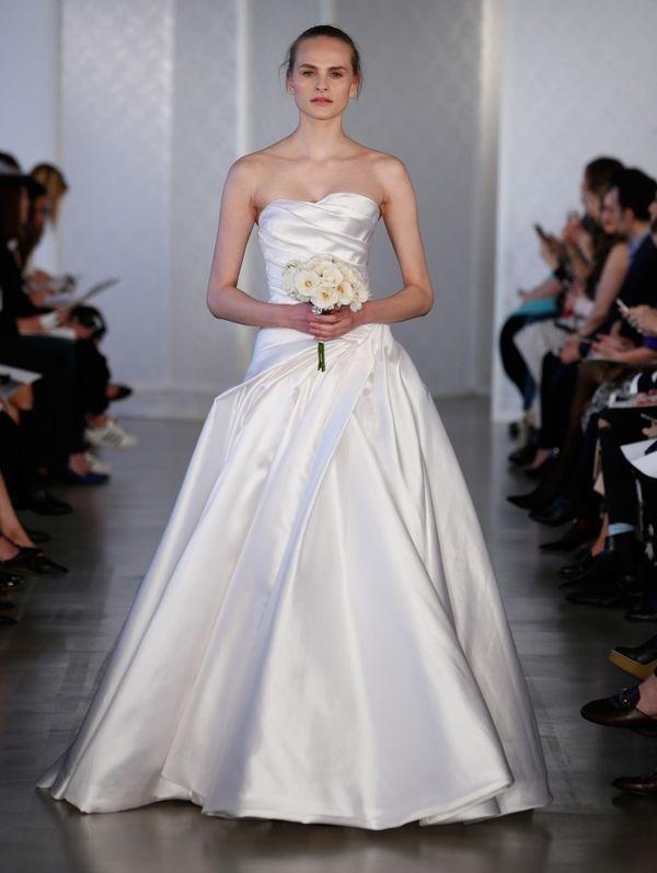Oscar de la Renta - przepiękne suknie ślubne na 2017 (FOTO)
