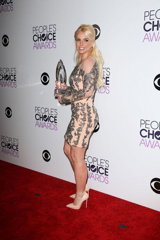 Wow! Britney Spears naprawdę wróciła do formy! (FOTO)