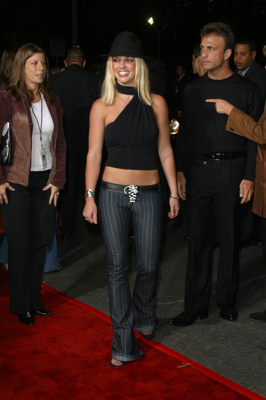 Moda Sprzed Lat Gwiazdy W Latach 2000 2004 Zeberkapl