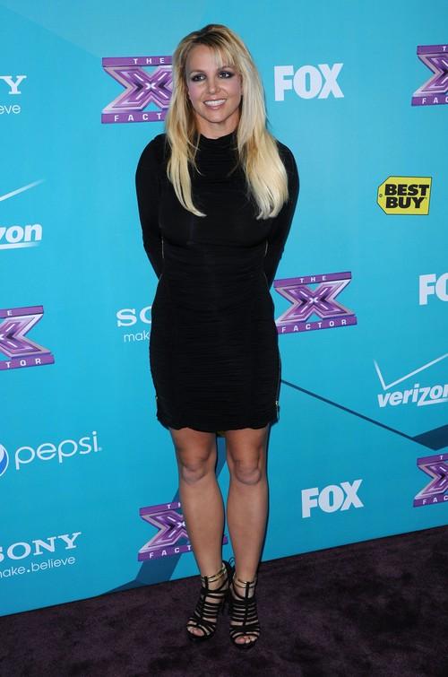 Gorszy dzień Britney Spears (FOTO)