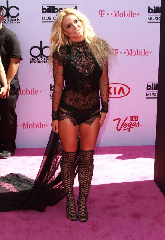 Britney Spears zaszalała z dwoma stylizacjami na gali Billboard 2016