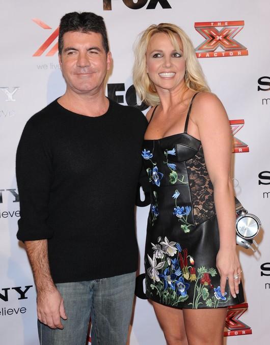 Britney Spears w kusej sukience marki hristopher Kane (FOTO)