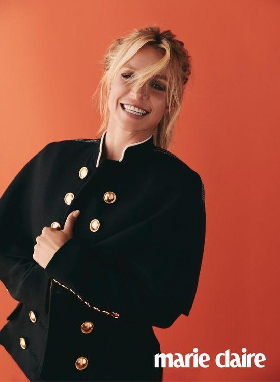 Musicie zobaczyć Britney Spears w najnowszym Marie Claire!