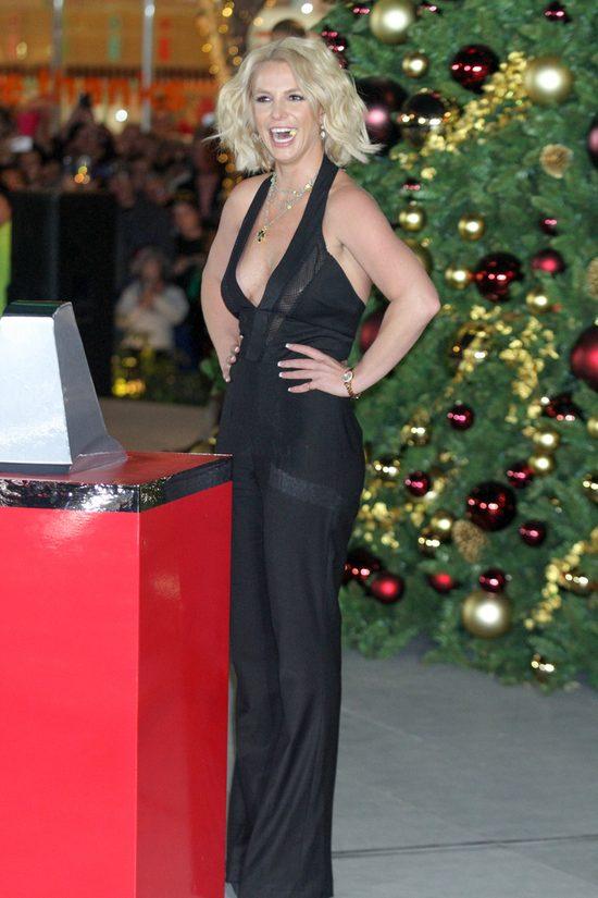Britney Spears wyglądałaby świetnie, gdyby nie jeden detal
