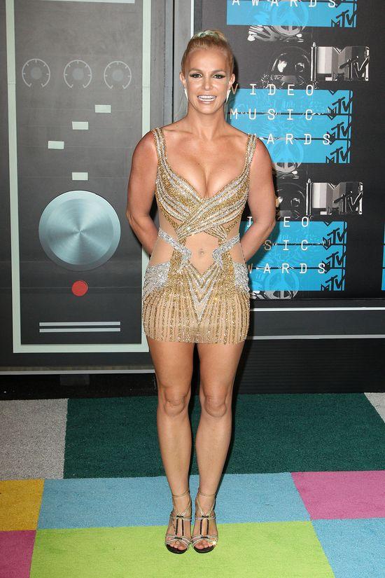 Gala MTV VMA nie była udana dla Britney Spears (FOTO)