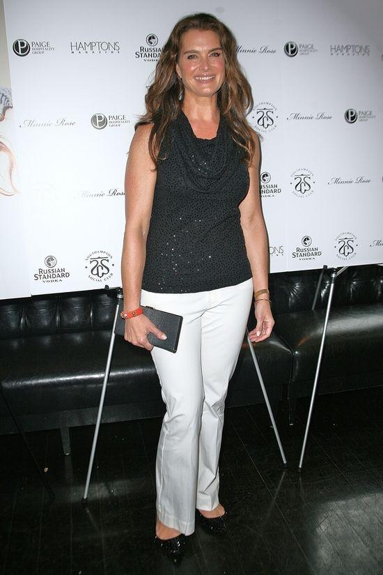 48-letnia Brooke Shields nadal piękna (FOTO)