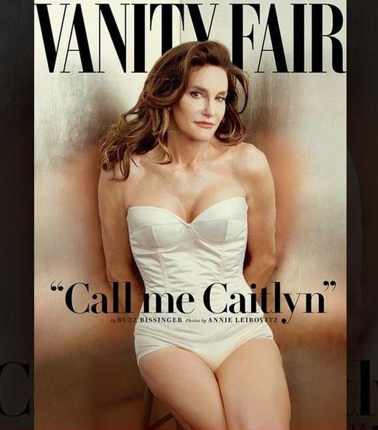 Bruce Jenner jako Caitlyn na okładce Vanity Fair! (VIDEO)