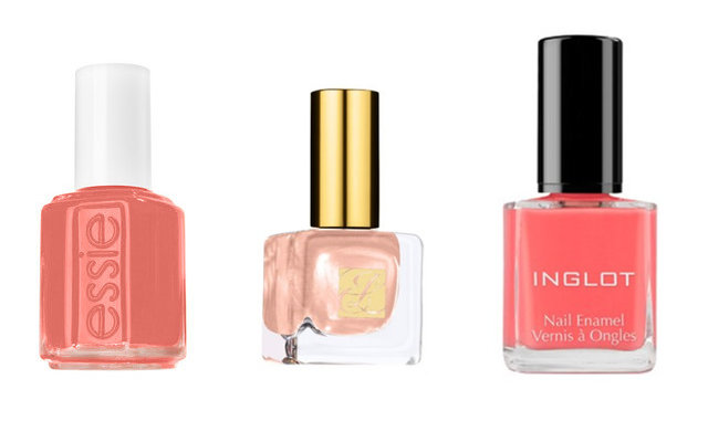 5 modnych kolorów lakierów do paznokcie według Rachel Zoe