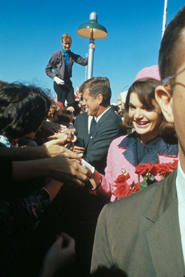 Słynny kostium Jackie Kennedy wcale nie miał metki Chanel