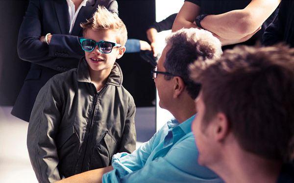 Za kulisami kampanii Burberry SS 2013