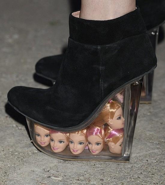 Straszne buty Kasi Burzyńskiej (FOTO)