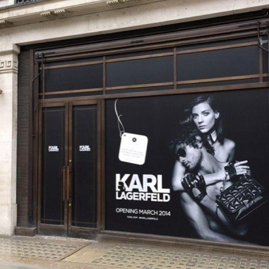 Karl Lagerfeld startuje z nową brytyjską kolekcją i butikiem