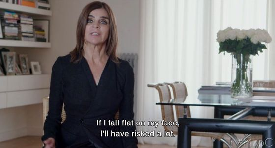 Pierwsze 5 minut i zwiastun filmu o Carine Roitfeld (VIDEO)