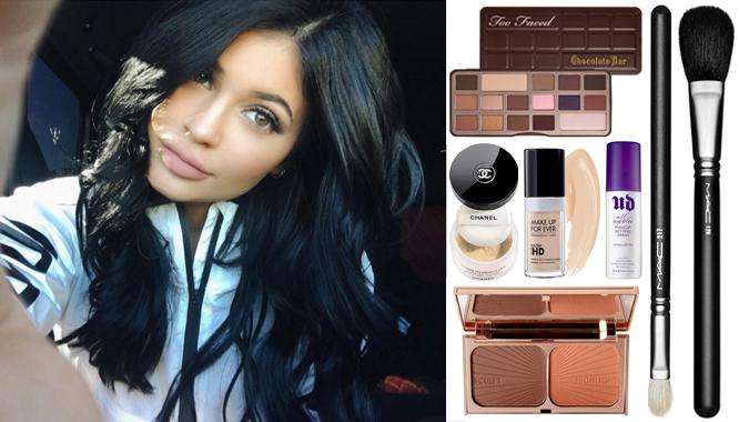 Bez jakich kosmetyków nie może żyć Kylie Jenner?