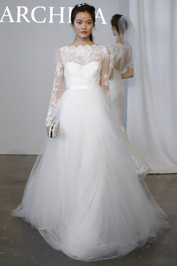 Marchesa - suknie ślubne na wiosnę 2015