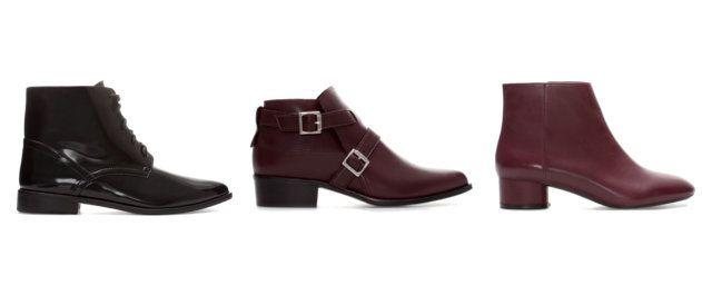 Zara: przegląd butów na jesień