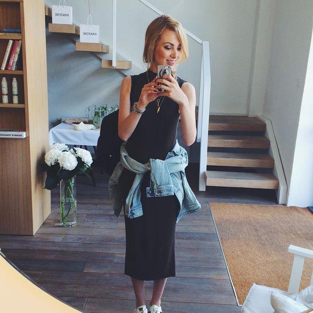 Blogerki modowe na swoich instagramowych profilach (cz. 87)