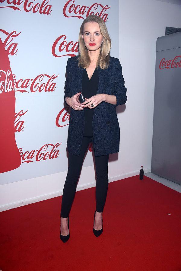 Tłum gwiazd i celebrytek na imprezie Coca-Cola