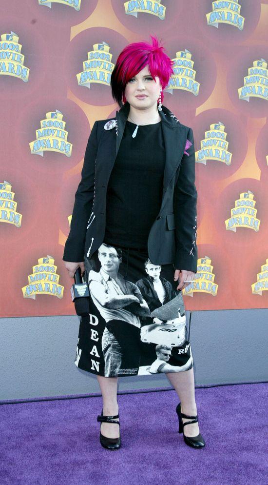 Metamorfozy Kelly Osbourne