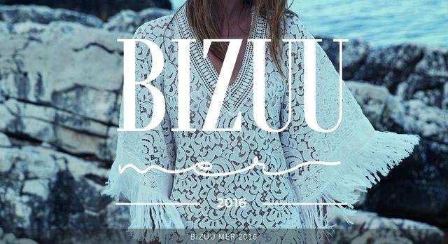 Piękny wakacyjny lookbook od marki Bizuu – Mer 2016