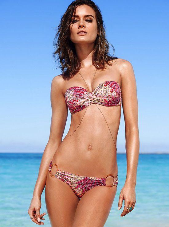 Gwiazdy Victoria's Secret w letnich kampaniach marki na 2014 rok