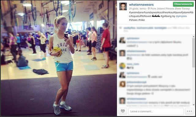 Blogerki modowe na swoich instagramowych profilach (cz. 5)
