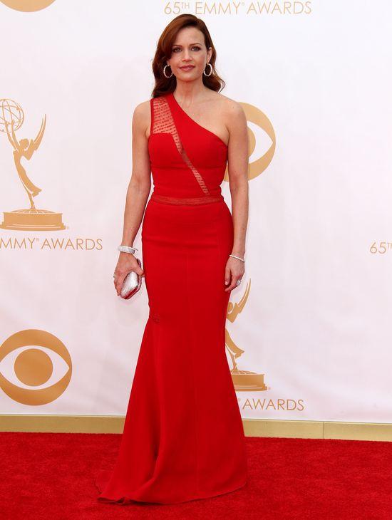 Przegląd kreacji na gali Emmy Awards 2013