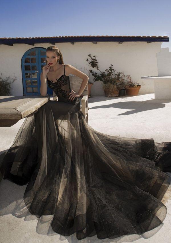 Wieczorowe suknie od Gali Lahav