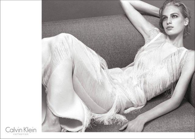 Calvin Klein na wiosnę 2014