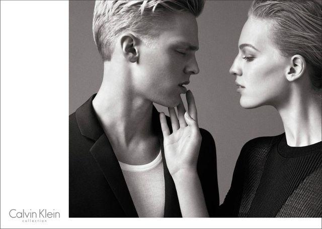 Kampania Calvin Klein na wiosnę 2014