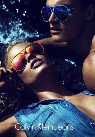 Calvin Klein Jeans Wiosna/Lato 2012 (FOTO+VIDEO)
