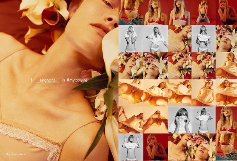 Kendall Jenner prowokuje w najnowszej kampanii Calvin Klein