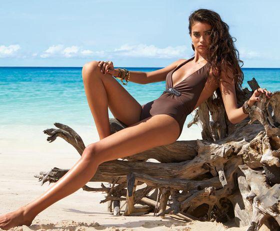 Calzedonia kostiumy kąpielowe - cała kolekcja lato 2013