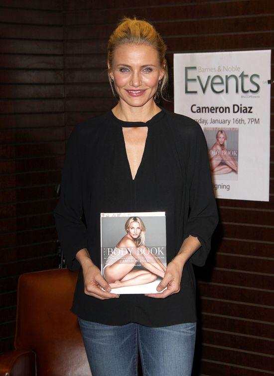 Cameron Diaz i jej dziwne wyznanie na temat waginy...