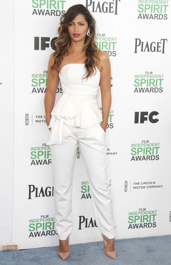 Kreacje gwiazd na rozdaniu Independent Spirits Awards (FOTO)