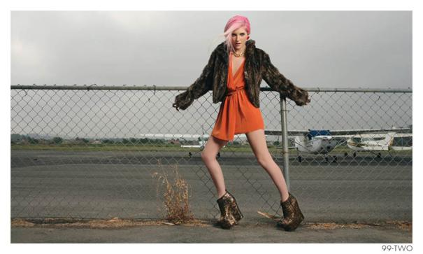 Lookbook Jeffrey Campbell jesień-zima 2012/2013