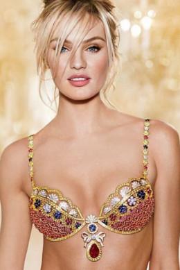 Najdroższe staniki od Victoria's Secret