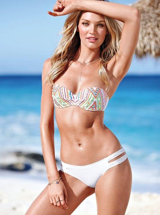Candice Swanepoel gwiazdą letniej kampanii Victoria's Secret