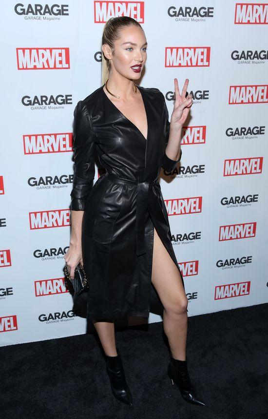 Tak zadziornej Candice Swanepoel dawno nie widziałyście