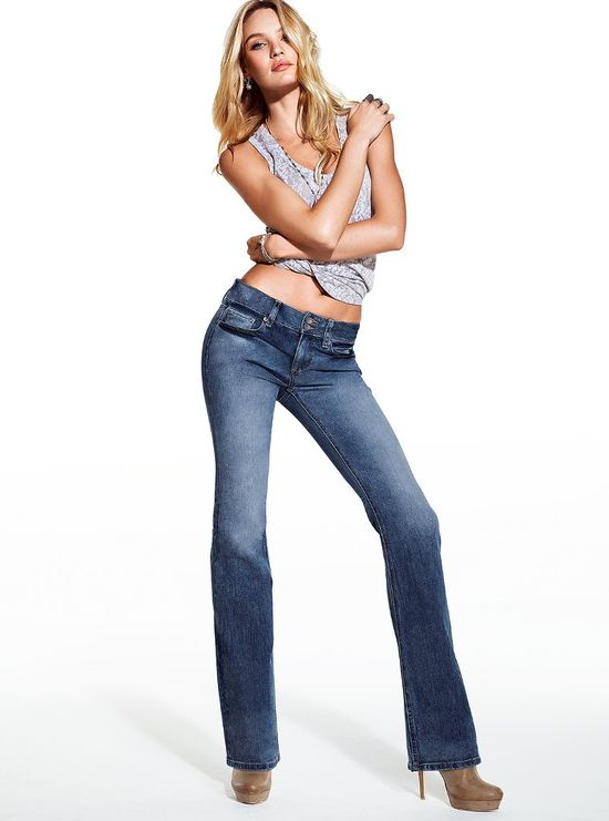 Candice Swanepoel - lookbook Victoria's Secret wrzesień 2013
