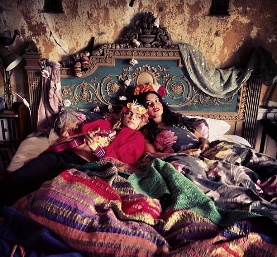 Cara Delevigne zagra w filmie Kids In Love. Zdjęcia z planu!