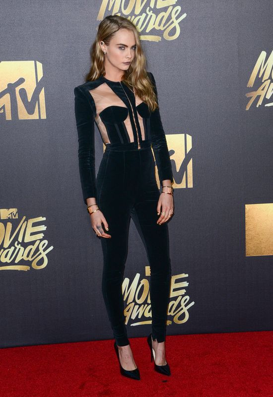 Tłum gwiazd na rozdaniu MTV Movie Awards 2016 (FOTO)