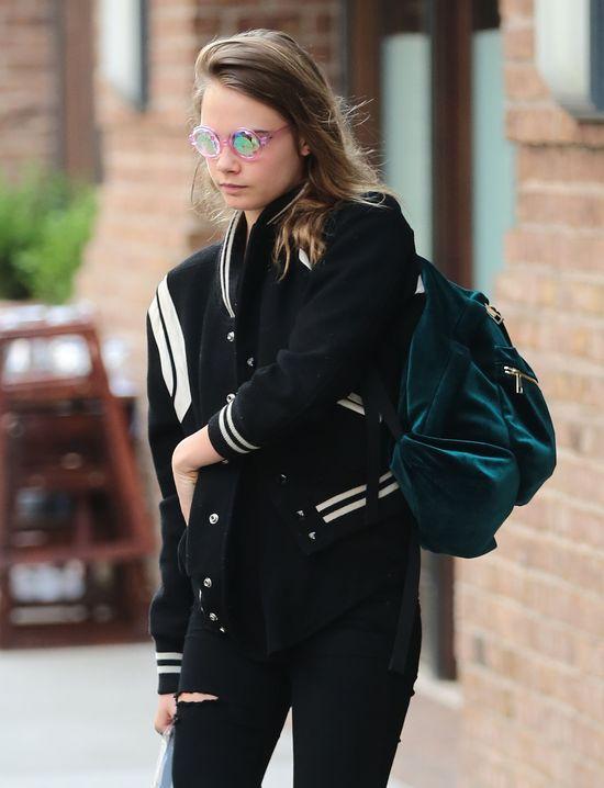 To oficjalne - Cara Delevingne ma dziewczynę! (FOTO)