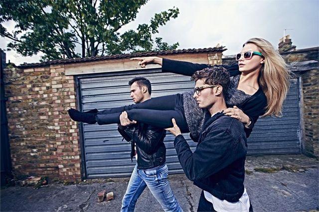 Rockowa Cara Delevingne w kampanii Pepe Jeans (FOTO)