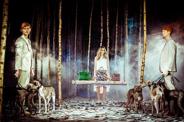 Cara Delevingne zaprojektowała dla Mulberry! (FOTO)