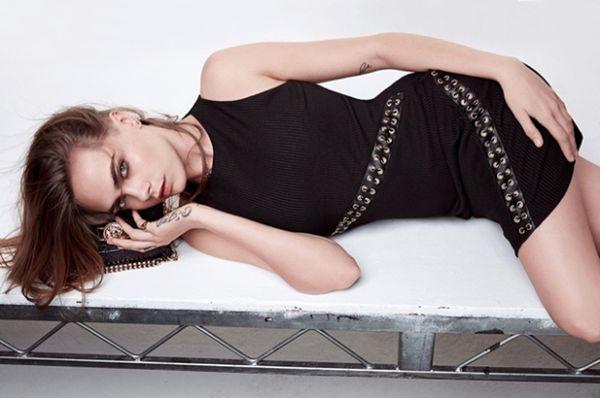 Cara Delevingne dla Topshop - pełna kampania na lato 2015