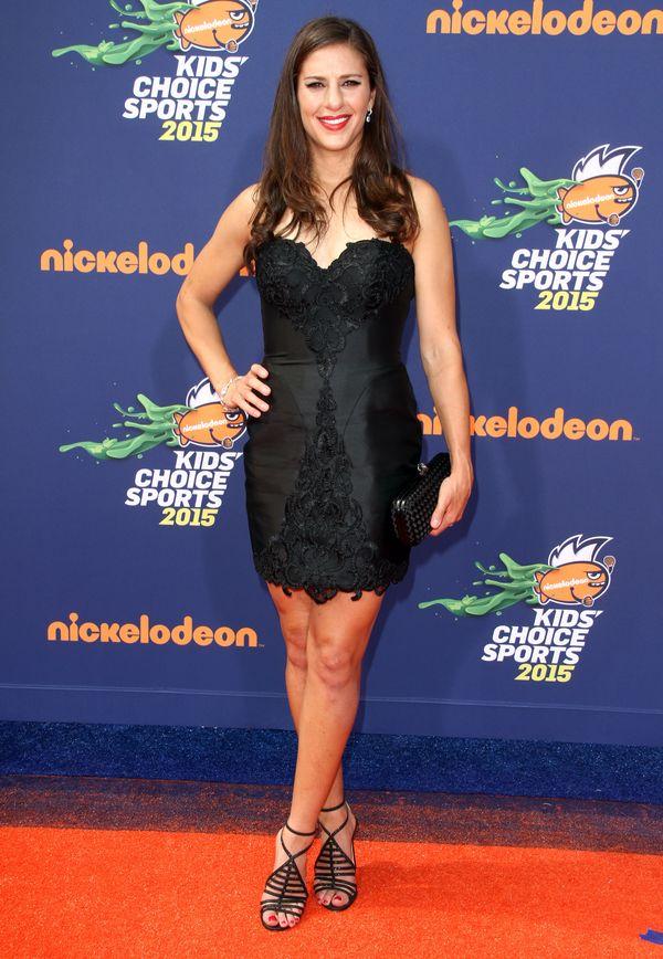 Gwiazdy na The Nickelodeon Kid's Choice Sports Awards 2015