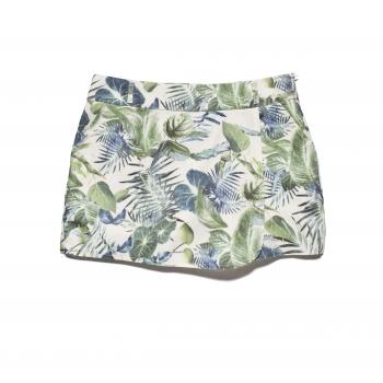 Dżungla w modzie - ubrania i dodatki w liście i kwiaty