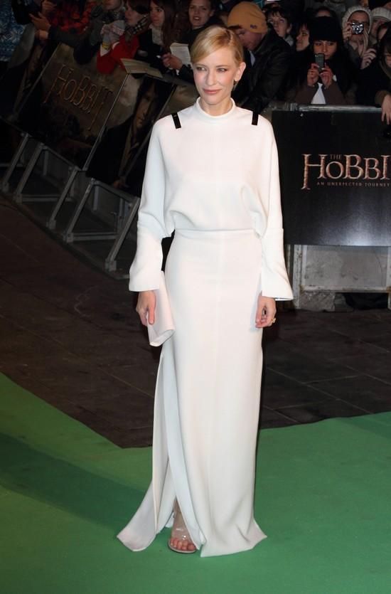 Cate Blanchett w kampanii perfum Giorgio Armani